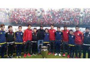 Genç Oyuncular Goal Sergisi'ni Gezdi