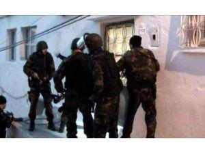 Aydın'daki Terör Operasyonunda 5 Tutuklama