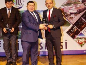 Divapan'a Üniversiteden Ödül