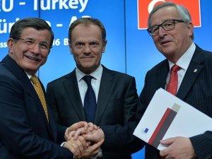 Türkiye-AB anlaşmasının detayları belli oldu