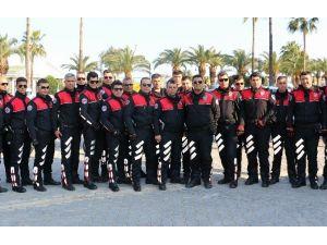 Mersin'de 'Yunuslar' Temel Eğitim Sertifikası Aldı