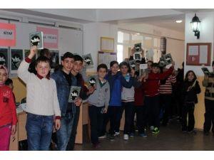 Rize'de Ortaokul Öğrencileri Hikaye Kitabı Çıkarttı