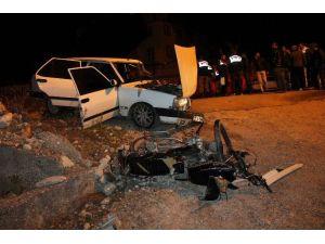 Düğün Dönüşü Trafik Kazası: 1 Ölü