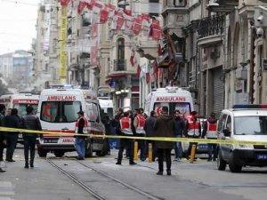 İstanbul İstiklal Caddesi'nde patlama