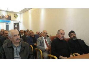 Türk Ocakları'nda Çanakkale Şehitleri Anıldı