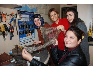 Elektrik, Elektronik Mühendisliği Öğrencilerine Zırh Kursu