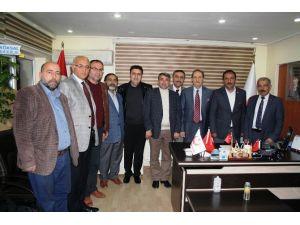 SESOB Başkanı Köksal'dan BBP Ve MHP'ye Ziyaret