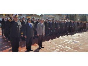 18 Mart Şehitleri Altınova'da Anıldı