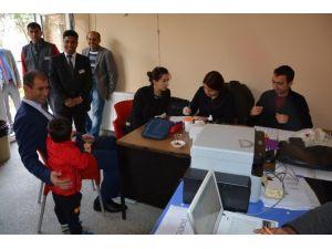 Tut Kaymakamı Mehmet Aksu Kan Bağışı Kampanyasına Destek Verdi