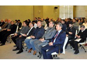 Kütahya'da Mesleki Yeterlilik Belgesi Toplantısı