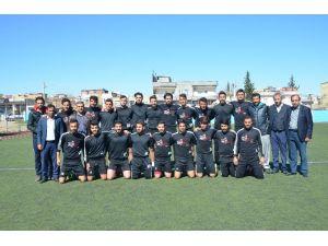 Namağlup Kahtaspor Kulübü Bal Ligini'nin Kapısını Araladı