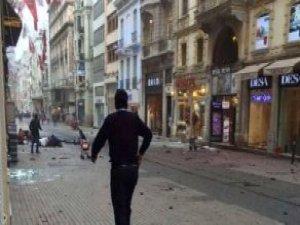 Valilik Açıklamasından İki Gün Sonra İstiklal Caddesi'ne Saldırı