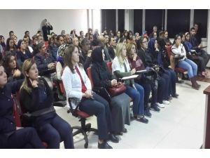 Elazığ'da 'Kbrn' Farkındalık Eğitimi Verildi
