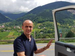 Hollanda'da İş Yerinde Bıçaklı Saldırı Sonucu Hayatını Kaybeden Kobya Trabzon'da Son Yolculuğuna Uğurlandı
