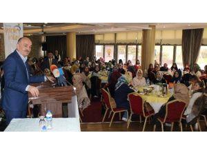 """Müezzinoğlu'ndan Gençlere, """"Mücadeleci Olun"""" Tavsiyesi"""