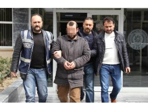 Samsun'da 7 Evden Hırsızlık Yapan Şahıs Adliyeye Sevk Edildi