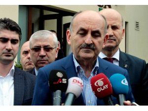 Müezzinoğlu'ndan İstanbul'daki Bombalı Saldırıya İlişkin Açıklama