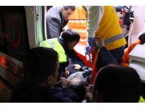 Ereğli'de Otelde Silahlı Kavga: 1 Yaralı