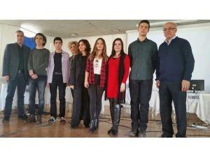 Karşıyaka'da Liselerarası Bilgi Yarışması