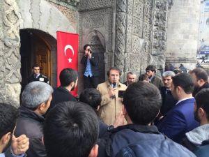 Aydemir'den 'Mübarek Çaba' Vurgusu