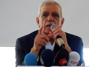 Ahmet Türk: Kürtler Statüsüz Yaşamı Artık Kabul Etmez