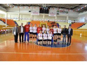 Tokat'ta Okul Sporları Müsabakaları Sona Erdi
