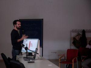 İletişim Sanatları Atölyesi'nden Ozan Özüm Özbey İle 'Reklam Kampanyaları' Söyleşisi