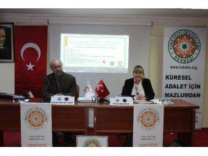 """""""Avrupa Birliği Ve Türkiye'de Yeni Nesil Tüketici Hakları"""" Paneli"""