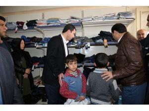 Karaköprü Belediye Başkanı Metin Baydilli'den Örnek Davranış
