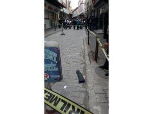 Gaziantep'te Pompalı Paniği