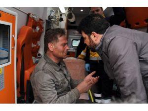 İntihardan Vazgeçen Şahıs Ambulansta Gözyaşlarına Boğuldu