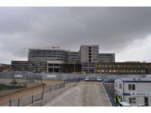 Yozgat Şehir Hastanesi Ekim Ayında Hizmete Açılacak