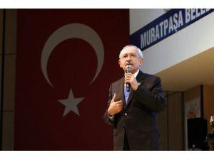 Kılıçdaroğlu'ndan Terör Açıklaması