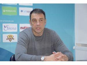 Yeşilgiresun Belediyespor - Torku Konyaspor Maçının Ardından