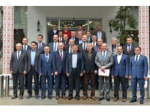 Belediye Başkanları Kütahya'da Buluştu