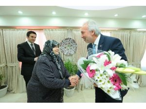 Başkan Kamil Saraçoğlu: Yaşlılarımızın Yanındayız