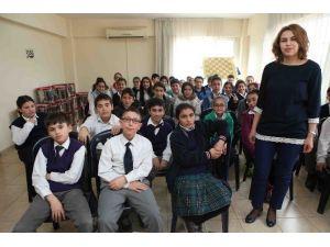 Bayraklı'da Öğrencilere Sınav Tüyoları