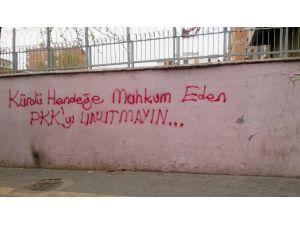 Vatandaşlardan PKK'ya Tokat Gibi Cevap