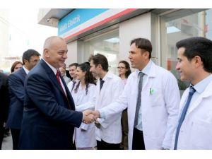Başkan Ergün, Sarıgöl Mabem'in Açılışını Yaptı