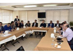 Süleymaniye Kayak Merkezi İçin Adımlar Birer Birer Atılıyor