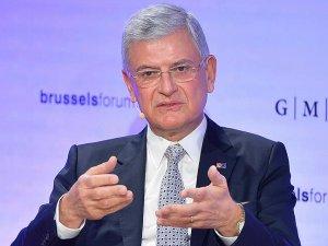 AB Bakanı Bozkır: Türkiye'den Yunanistan'a giden sığınmacıların tespiti başlıyor