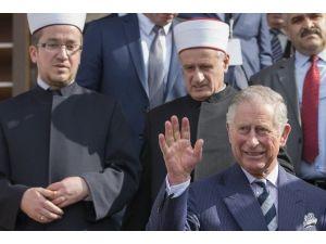 Prens Charles Sinan Paşa Camii'ne Hayran Kaldı