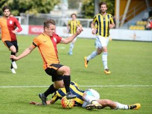 U21 Derbisinde Zafer Galatasaray'ın