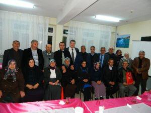 Posof Kaymakamı Şehit Aileleri Ve Gazileri Yemekte Buluşturdu