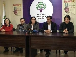 Figen Yüksekdağ'dan 'Nevruz' Açıklaması
