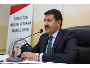 Başkan Mehmet Ekinci, Öğrencilere Tecrübelerini Aktardı