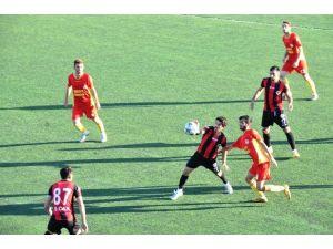 44 Malatyaspor Deplasmanda Mağlup