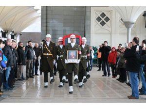 Atatürk'ün Naaşını Son Gören Asker Son Yolculuğuna Uğurlandı