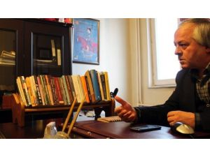 TYB Erzurum Şube Başkanı İspirli'den Alberto Manguel'e Sert Tepki