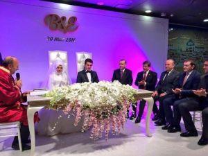 Başkan Altunay Kızının Nikahını Kıydı